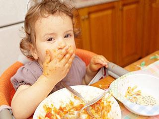如何培养宝宝良好的饮食习惯