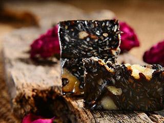 黑色食物的活脑抗衰之效