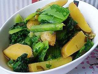 豌豆苗的食疗功效:对血管有益