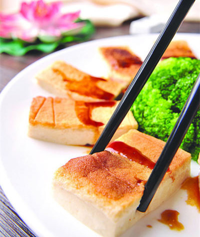 中医建议:老年人应少吃豆腐