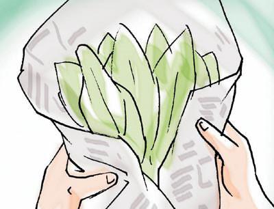 水果蔬菜保鲜小窍门