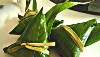 贪吃粽子小心引发慢性病