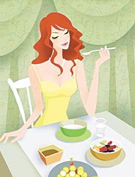 女性常食素或致不孕