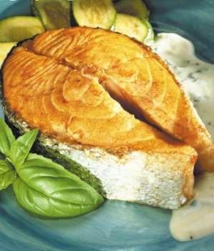 鱼、肉和奶有助预防脑萎缩