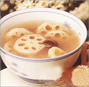 秋令宜食藕
