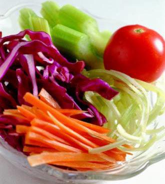 蔬菜五种吃法有害