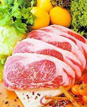 肥肉瘦肉最好混着吃