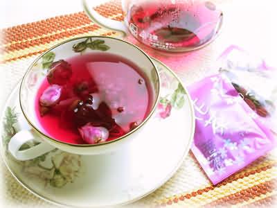 喝花茶要根据体质和需要
