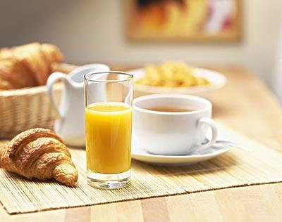 细数吃早餐时的五大经典错误