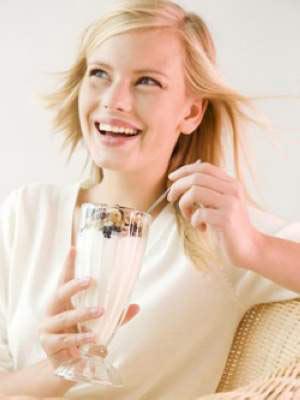 破坏女人体型酸奶喝法