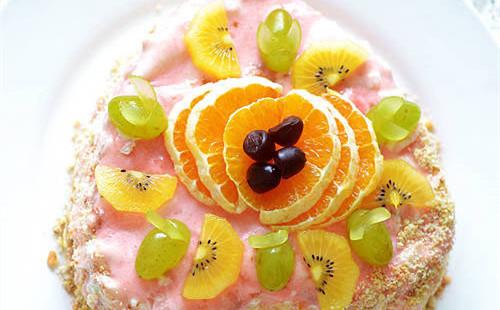 【2020】粉红之心蛋糕的做法