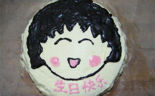 【2020】樱桃小丸子蛋糕的做法
