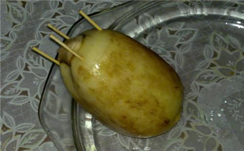 【2020】胭脂糯米藕的做法