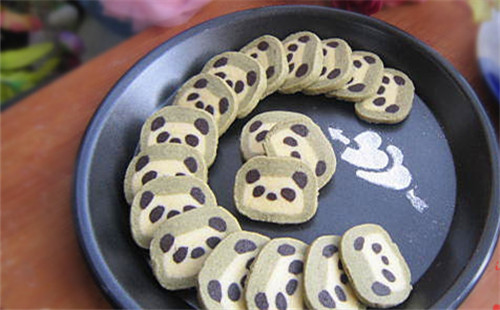 【2020】小熊猫饼干的做法