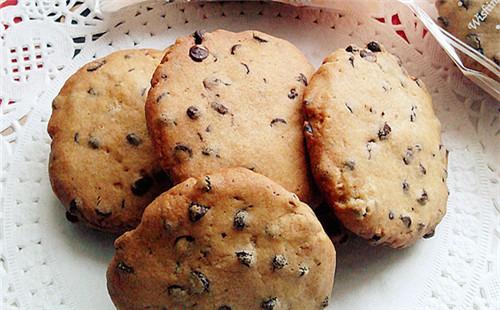 【2020】巧克力豆饼干的做法