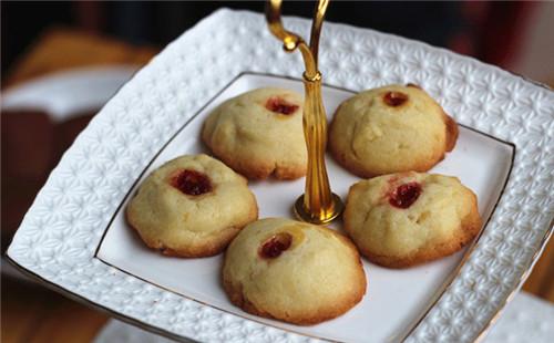 【2020】草莓酱甜饼的做法