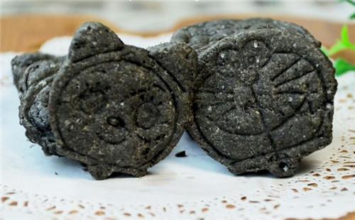 【2020】黑芝麻酱咸饼干的做法