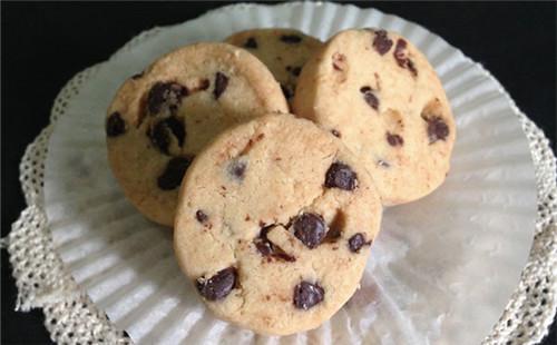 【2020】杏仁米粉巧克力饼干的做法