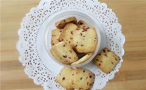 【2020】家庭制作蔓越莓饼干的做法