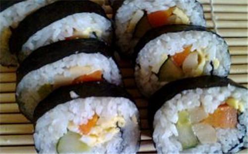 爽口寿司的做法
