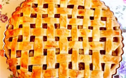 桂味酥香苹果派的做法