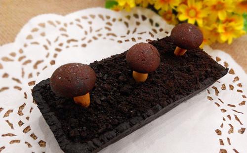 蘑菇芝士挞的做法