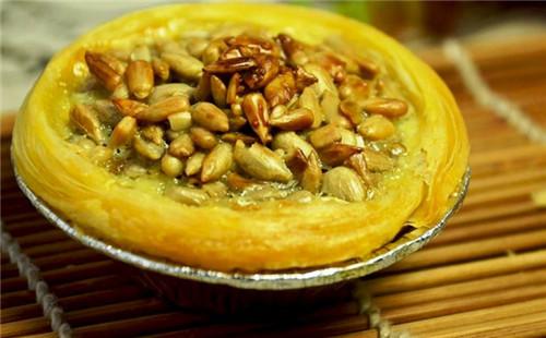 瓜子仁蛋挞的做法