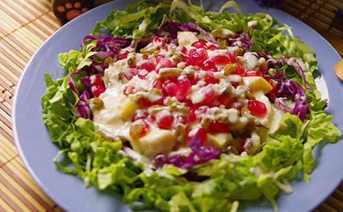 自制沙拉酱的做法