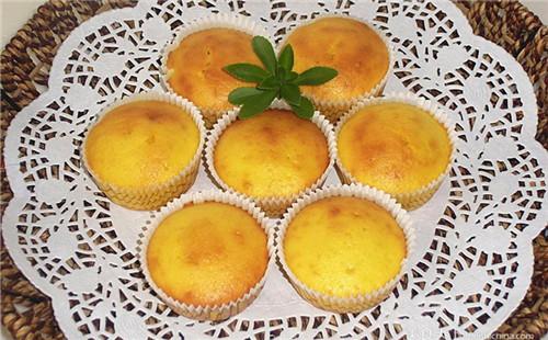 【2020】柠檬海绵蛋糕的做法