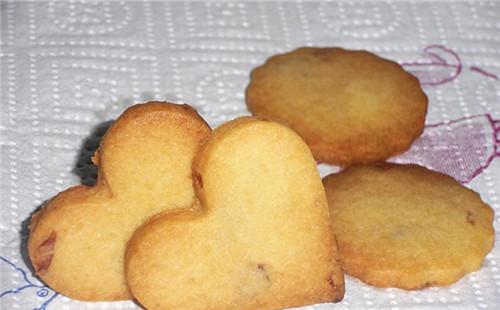 【2020】玫瑰酱饼干的做法