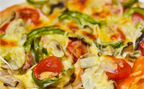 蔬菜披萨的做法