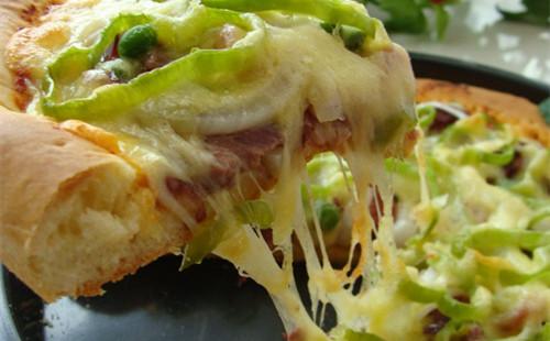 牛肉披萨的做法