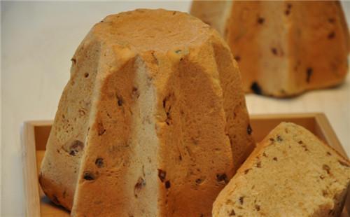 【2020】全麦红枣葡萄面包的做法