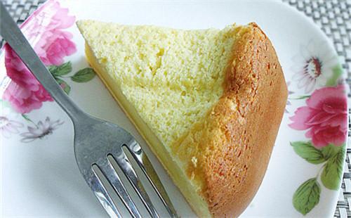 【2020】奶香蛋糕的做法