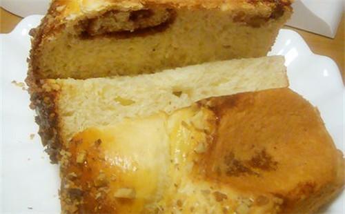 【2020】红糖核桃面包的做法