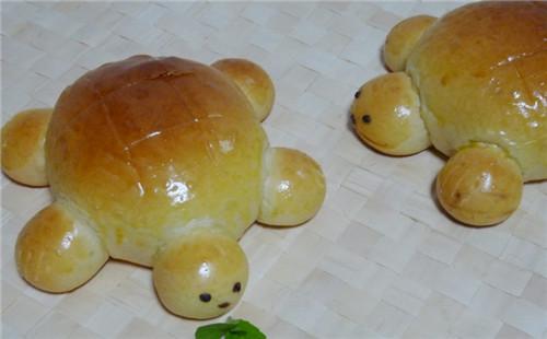 【2020】乌龟全麦包的做法