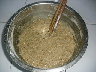 香脆的小零食-----芝麻甜薄脆的做法步骤:3