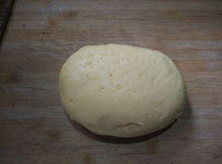 豆渣桃酥的做法步骤:5