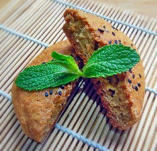 豆渣桃酥的做法步骤:12