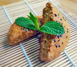 豆渣桃酥的做法步骤:13